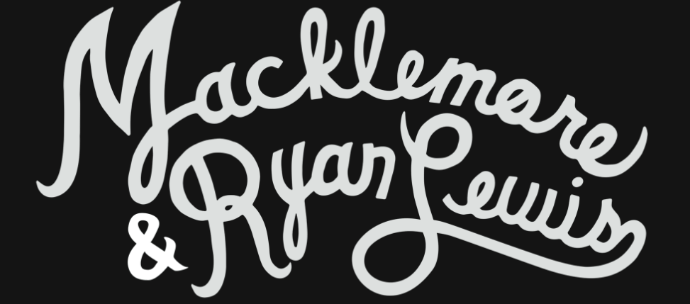 Macklemore & Ryan Lewis Logo