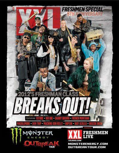 XXL Freshman Tour