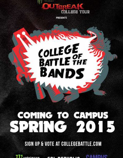 College Battle of The Bands